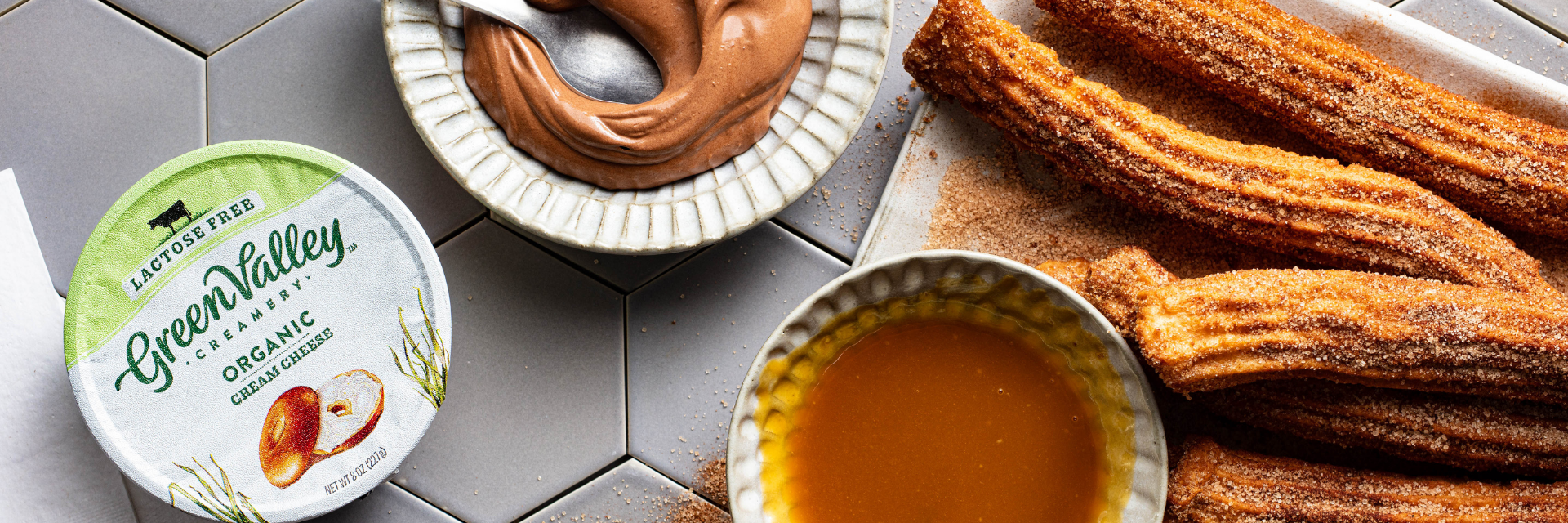Dip Into These Sweet Lactose-Free Sauces